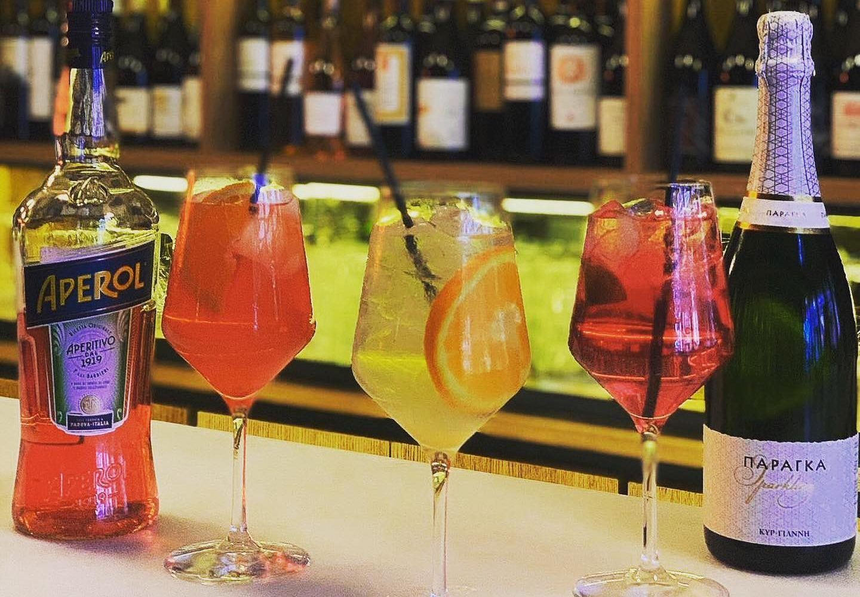 To Vĩnedo Wine Bar στο Περιστέρι ήρθε για να μείνει