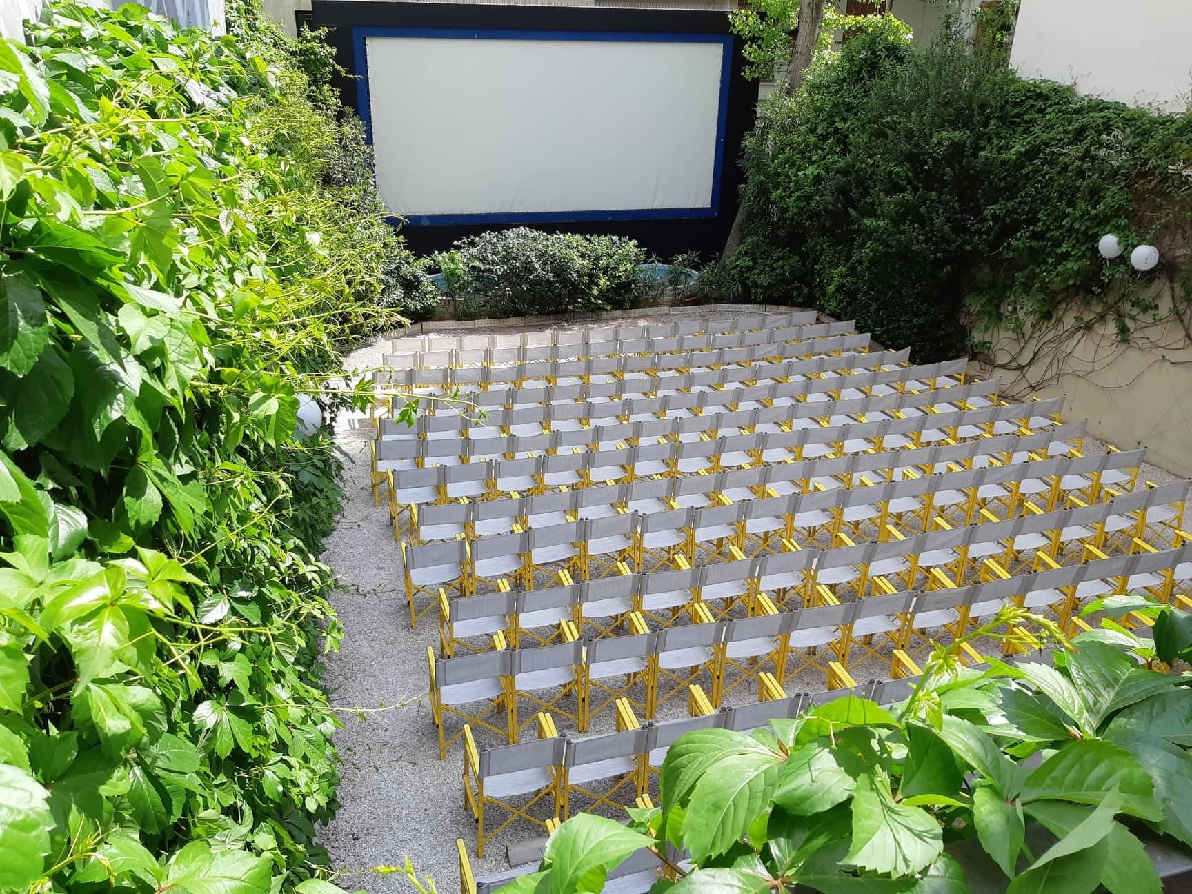 Ένας από τους πιο όμορφους θερινούς κινηματογράφους της Αθήνας: Το Cine Αθηναία ανοίγει και πάλι!