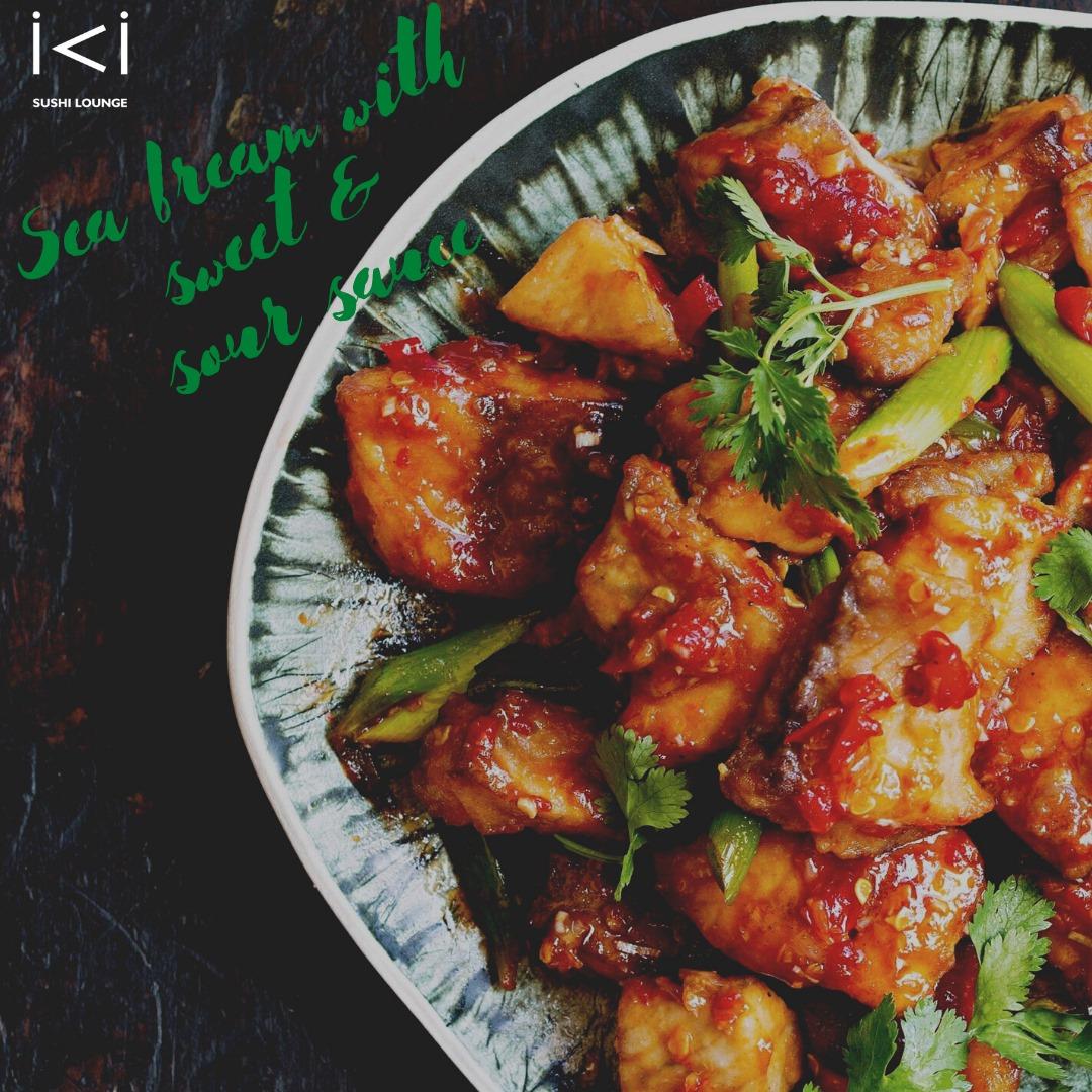 Στο «Iki Sushi» τα πιο ωραία ιαπωνικά πιάτα έρχονται στην πόρτα σου
