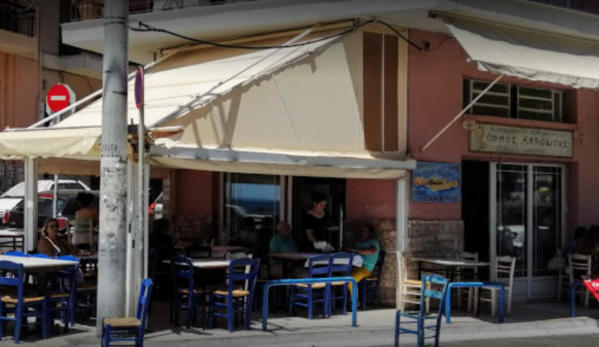 Στον «Όρμο της Αφροδίτης» του Πειραιά θα νομίζεις πως βρίσκεσαι σε νησί