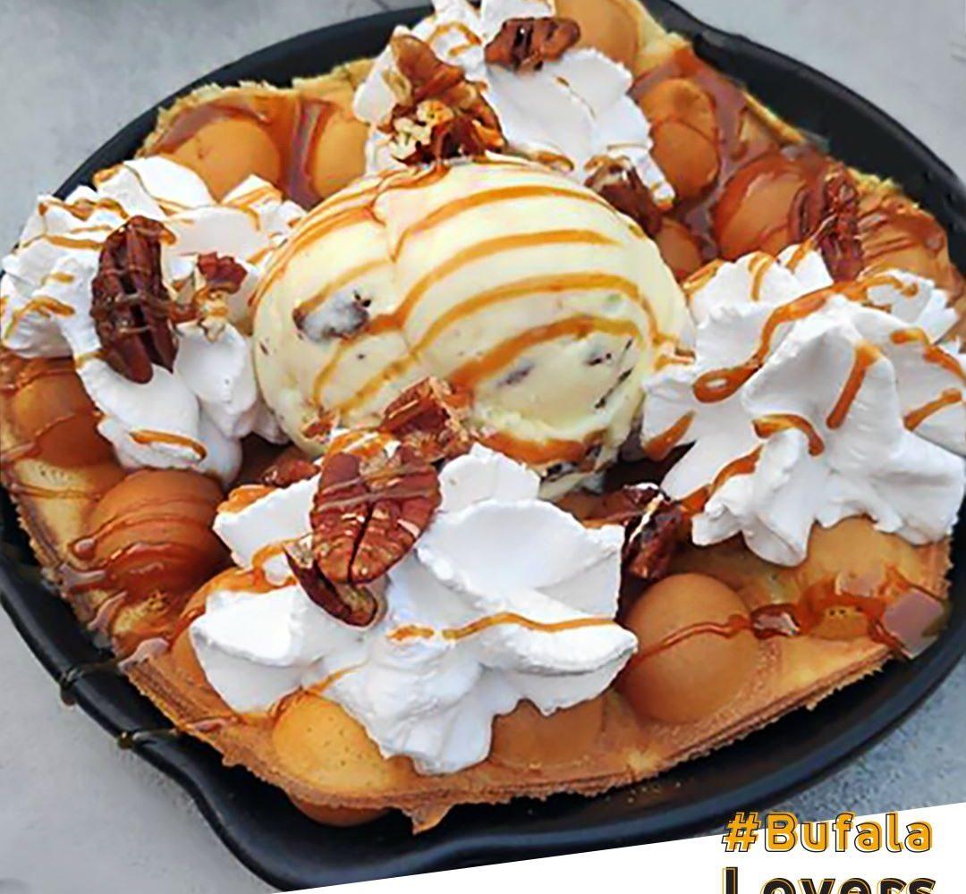 «Bufala Gelato»: Τις μέρες που η κατάσταση απαιτεί παγωτό, βρήκαμε που θα παραγγείλεις
