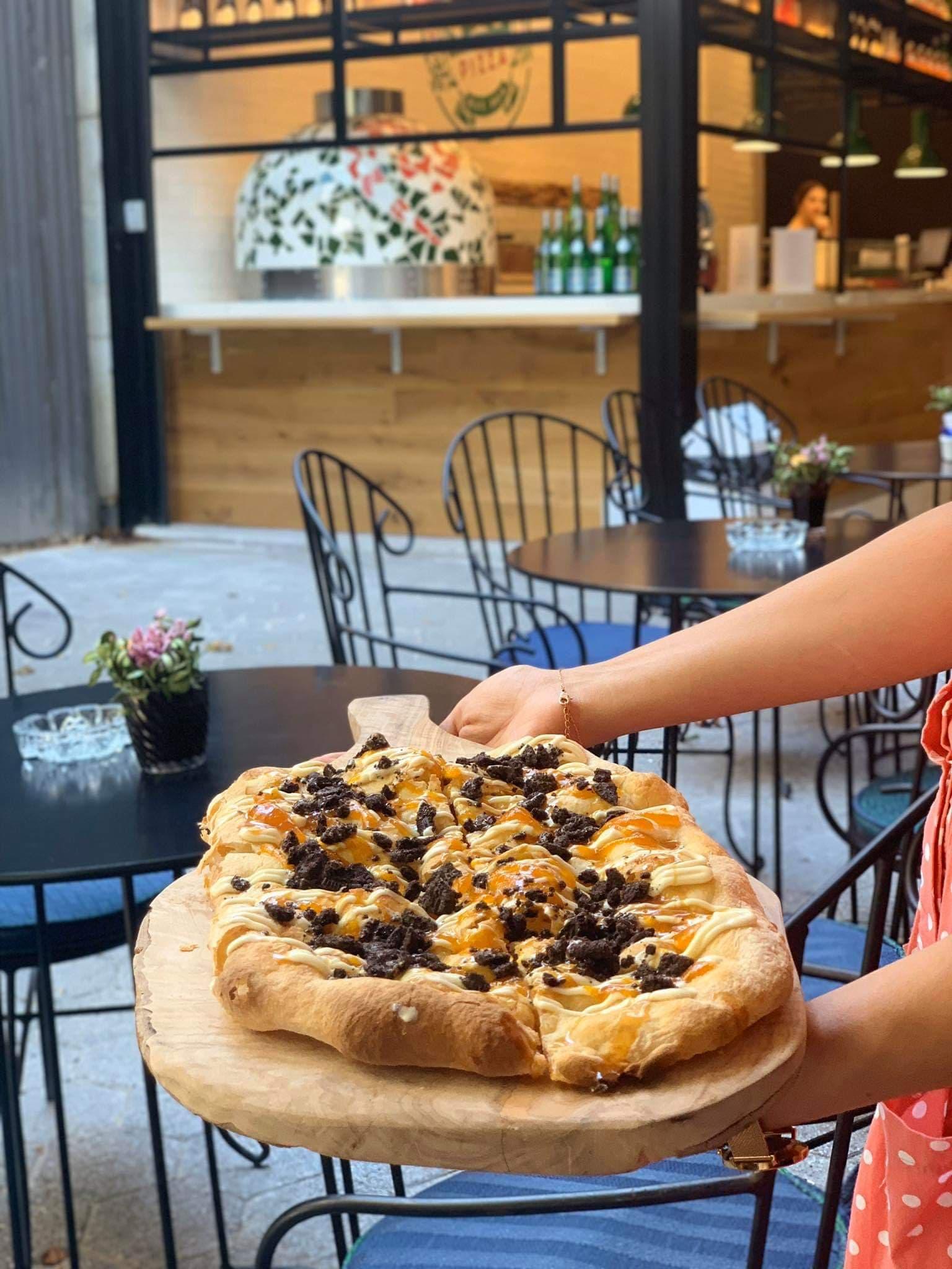 «Pizza Dal Professore»: Ο «καθηγητής» θα φέρει την πίτσα σπίτι μας