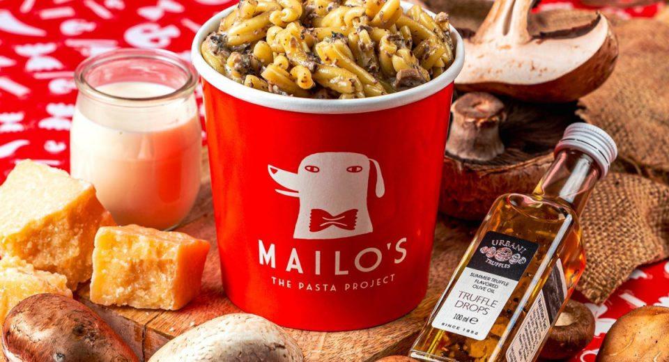 Mailo's: To «pasta project» που πρέπει να γνωρίσεις, αν είσαι μακαρονάς