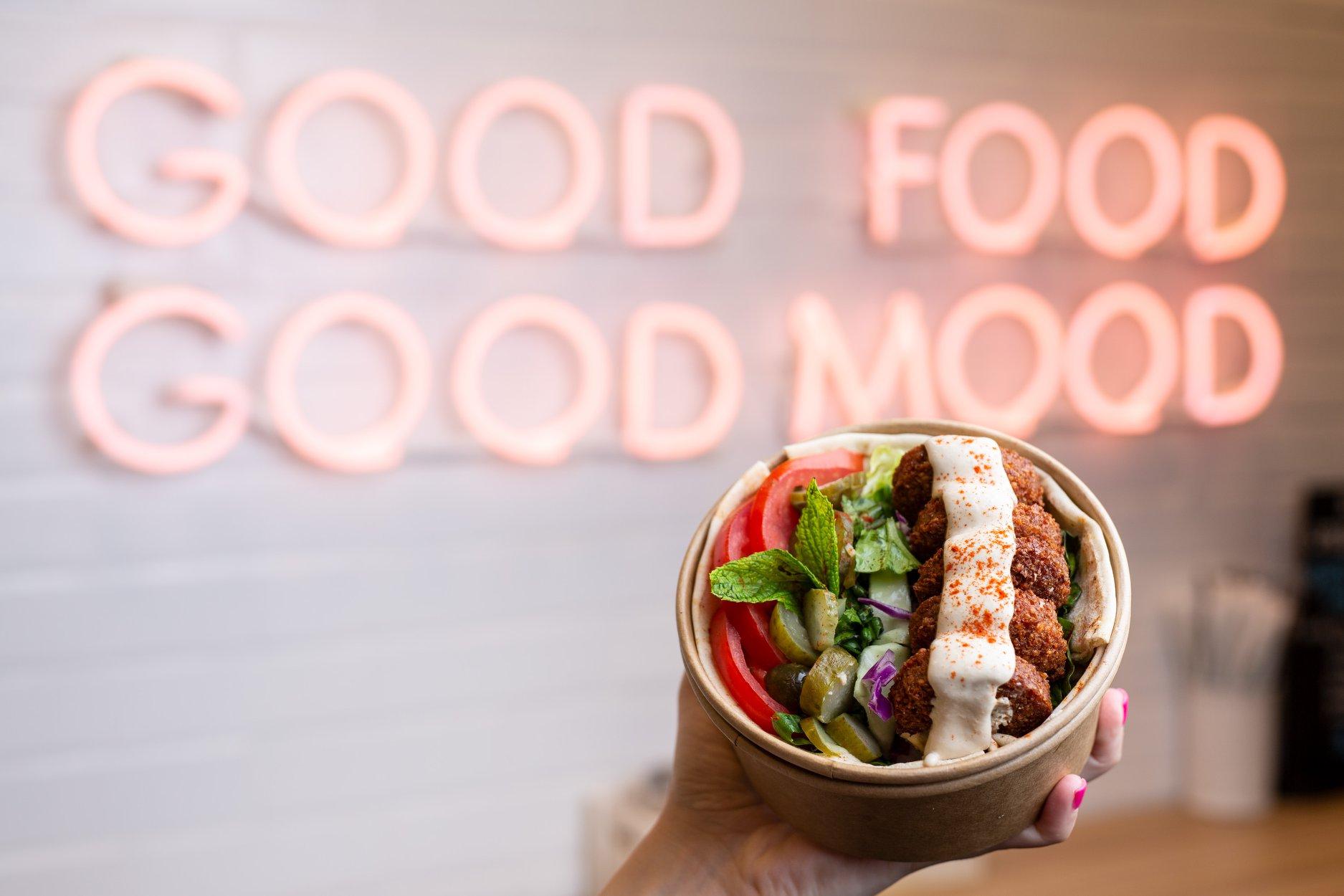 «Falafel House»: Εκεί που ο χορτοφάγος θα νιώσει σαν στο σπίτι του