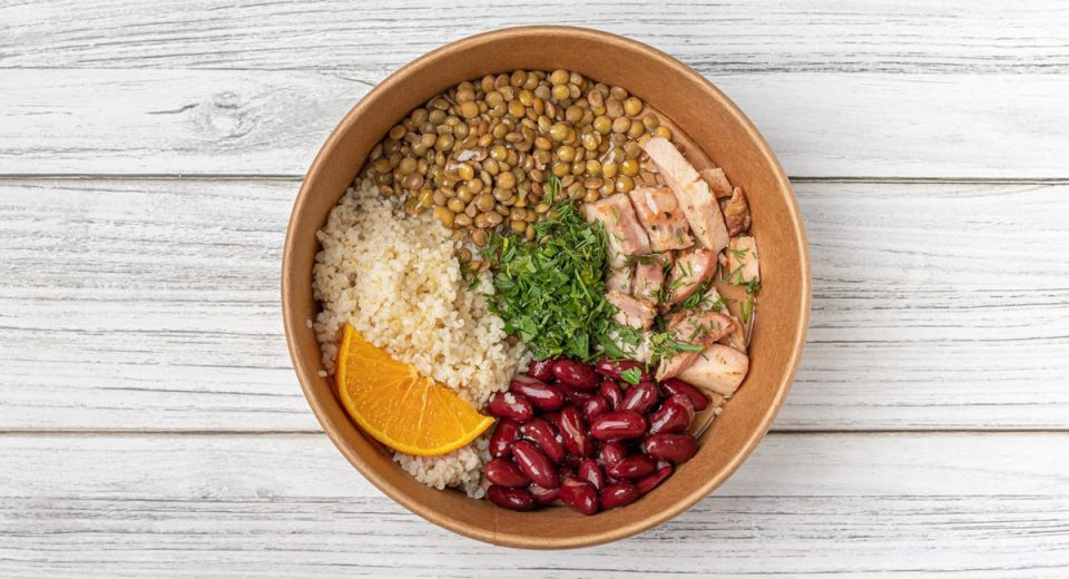 «Fresh Choice»: Ένα salad bar που θα σε βοηθήσει να αποτοξινωθείς από τα τραπέζια των γιορτών