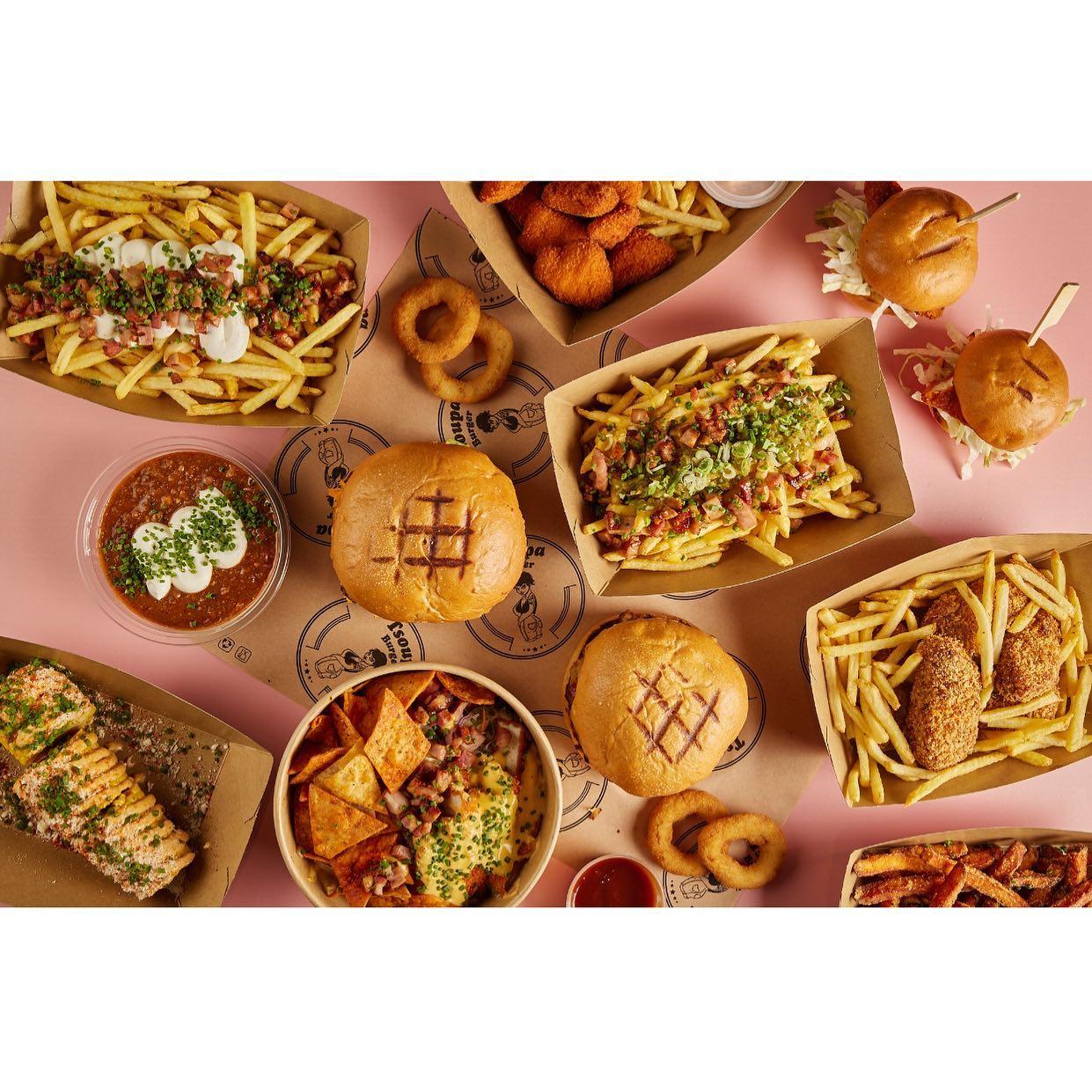 Στο «Tsoupa Burger» θα βρεις τα πιο....τσουπωτά burgers και όχι μόνο