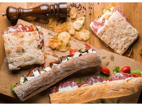 Στο «Μοντάκιου» το σάντουιτς δεν είναι καθόλου απλή υπόθεση