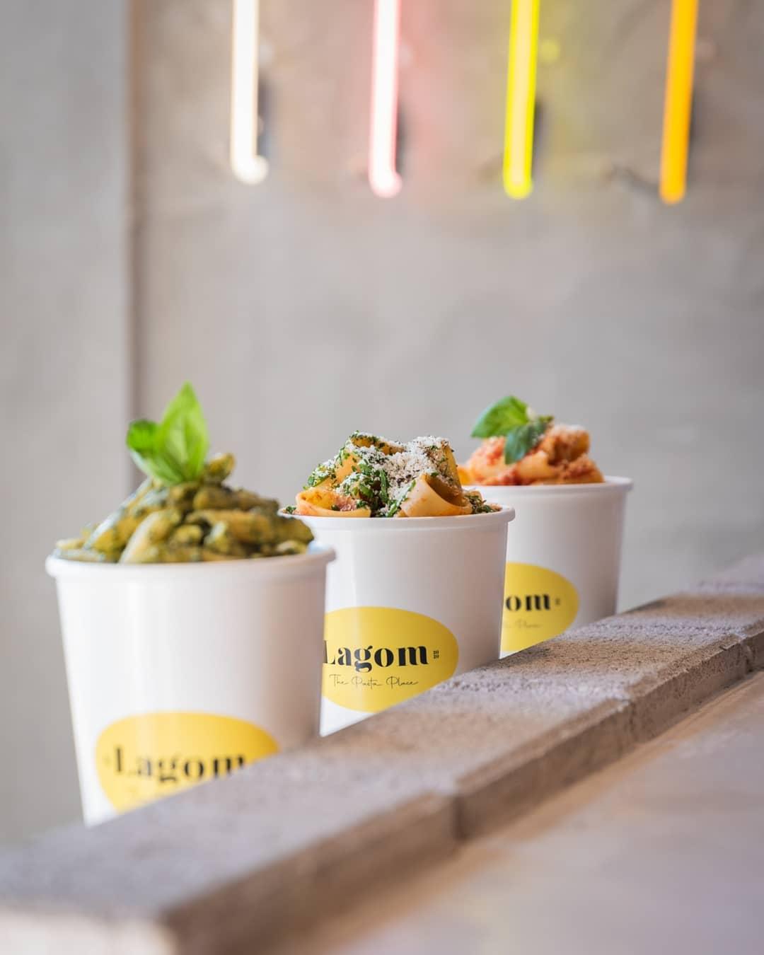 «Lagom»: Το μέρος που θα γνωρίσεις τα ζυμαρικά στα καλύτερα τους