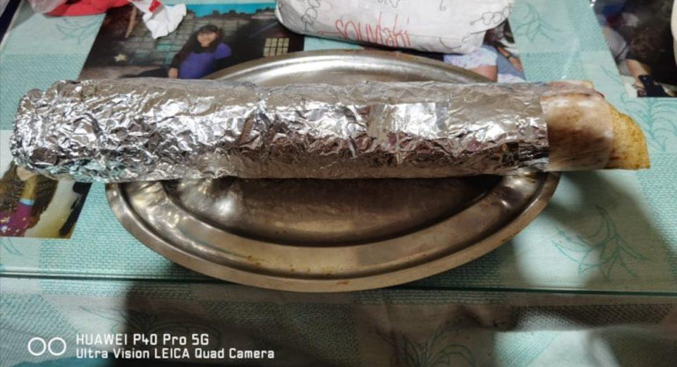Στον «Στέλιο» θα φας σουβλάκι… κυριολεκτικά με το μέτρο