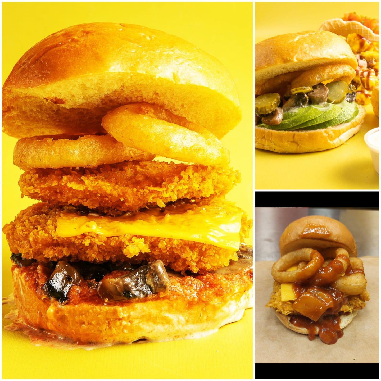 Στο «Chicken Cone & Waffles» έχουν πάει το street food σε άλλη διάσταση