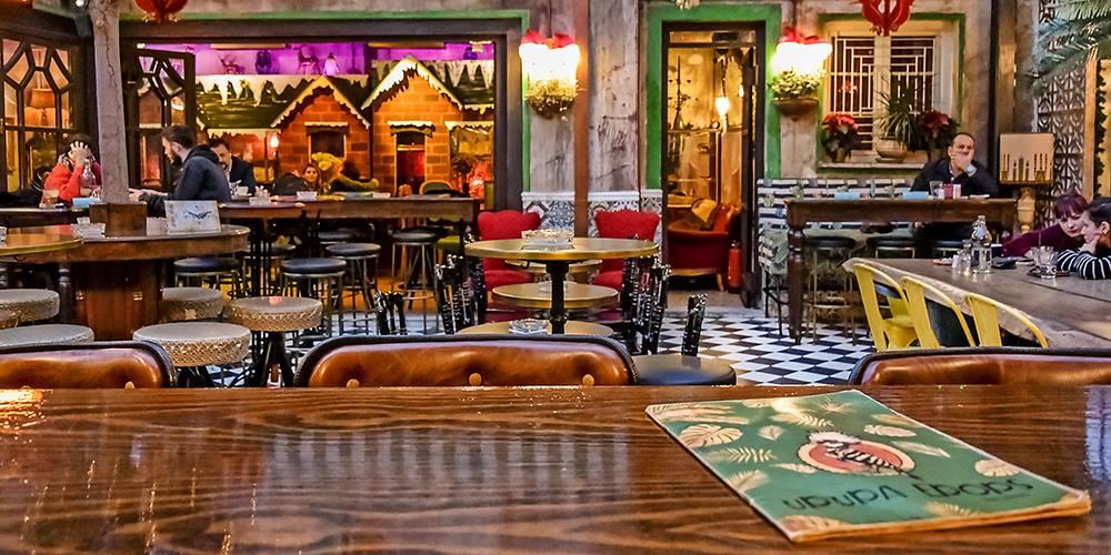 Upupa Epops: Είσαι έτοιμος να γνωρίσεις την πιο ωραία αυλή της Αθήνας;
