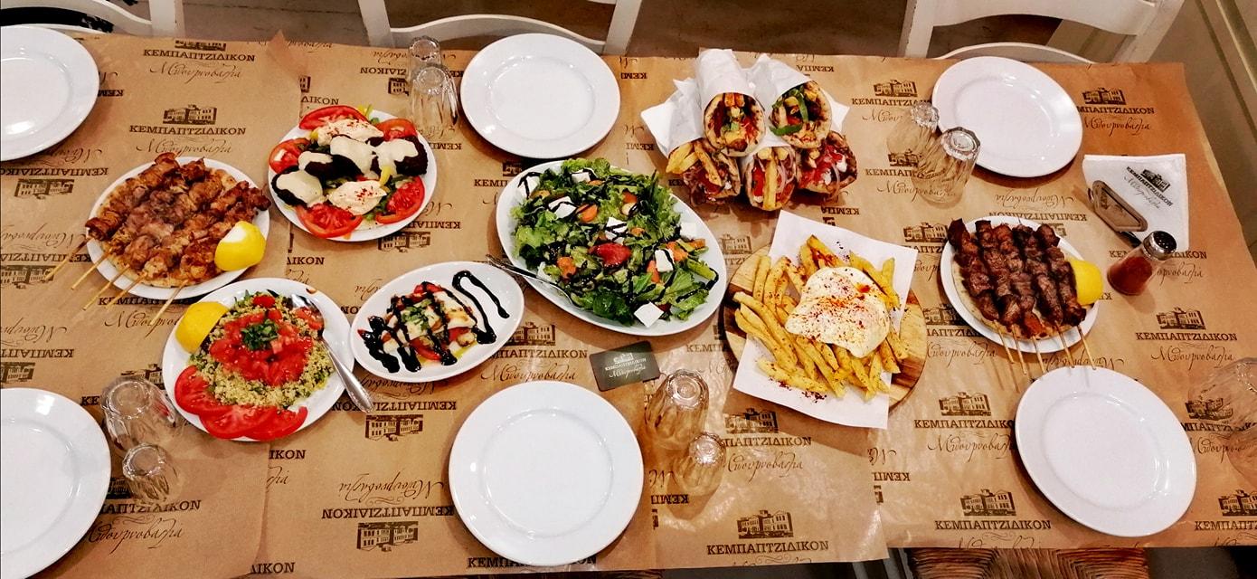 Στη Μπουρνοβαλιά θα φας το πιο ωραίο κεμπάπ της Αθήνας