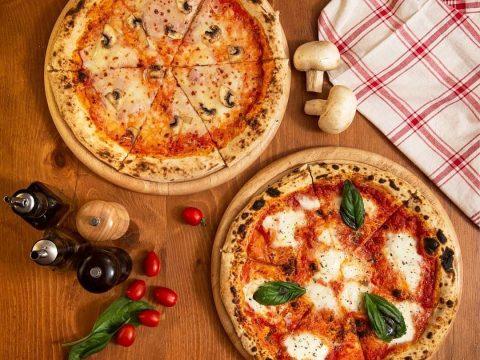 Tre Sorelle: Εκεί θα βρεις τις πιο ωραίες ιταλικές πίτσες της πόλης