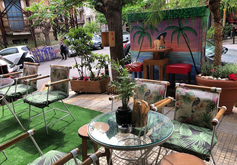 Tiki Bar: Το πιο εξωτικό cocktail bar της Αθήνας, σε περιμένει και αυτό το καλοκαίρι