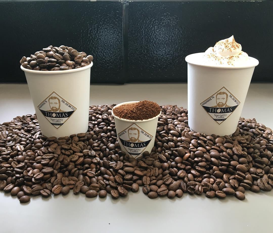 Thomas Coffee: Ο καλύτερος καφές του κέντρου βρίσκεται στην Ακαδημίας