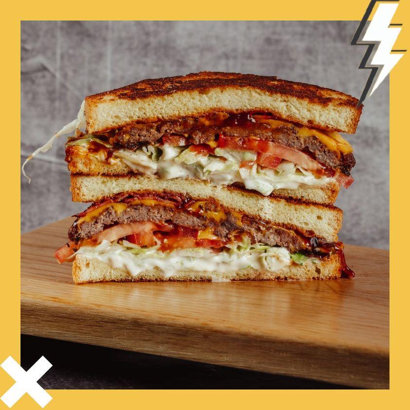 Smash Burger: To νέο hot speakeasy burger spot της πόλης δια χειρός Τάσου Αντωνίου